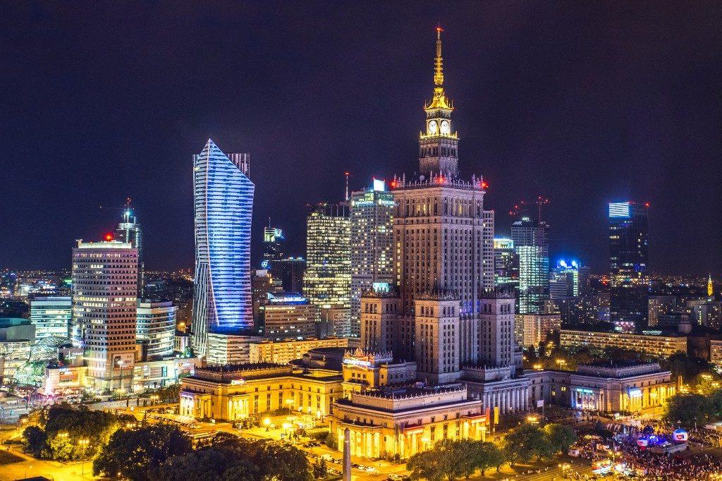 Warszawa - moje top 10