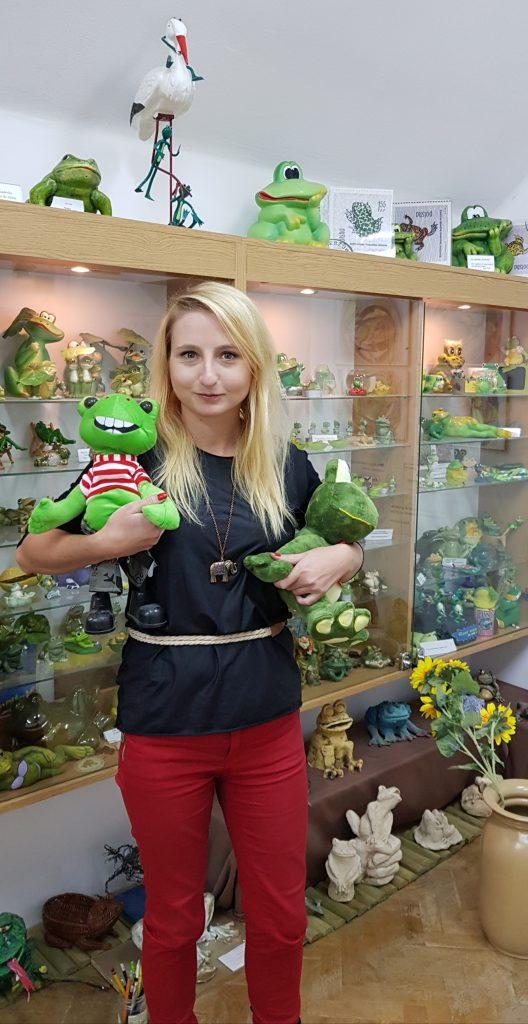 Muzeum Żaby - atrakcja dla małych i dużych