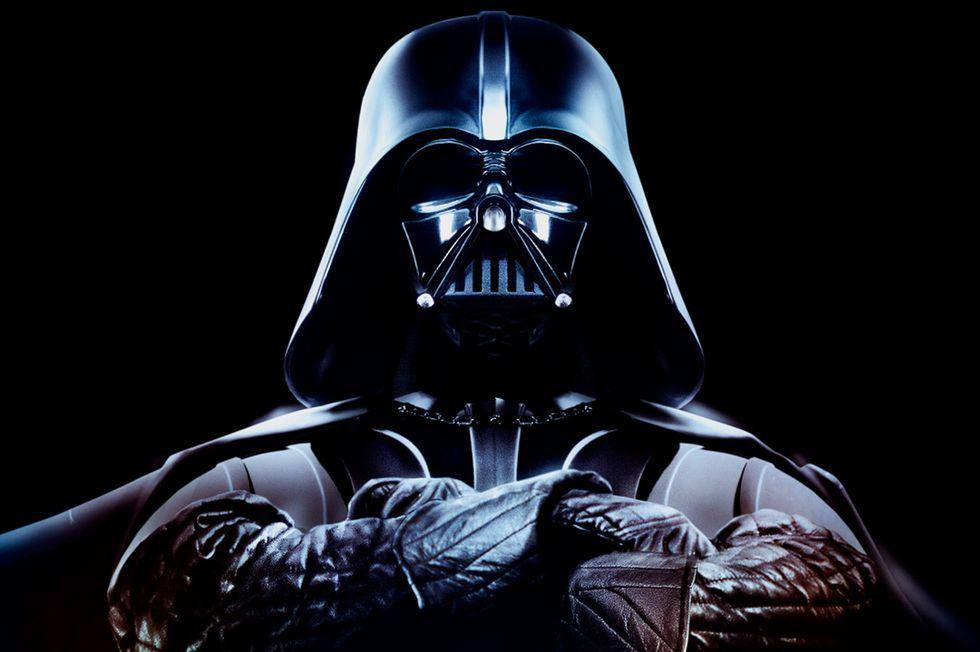 Geoart: Lord Vader