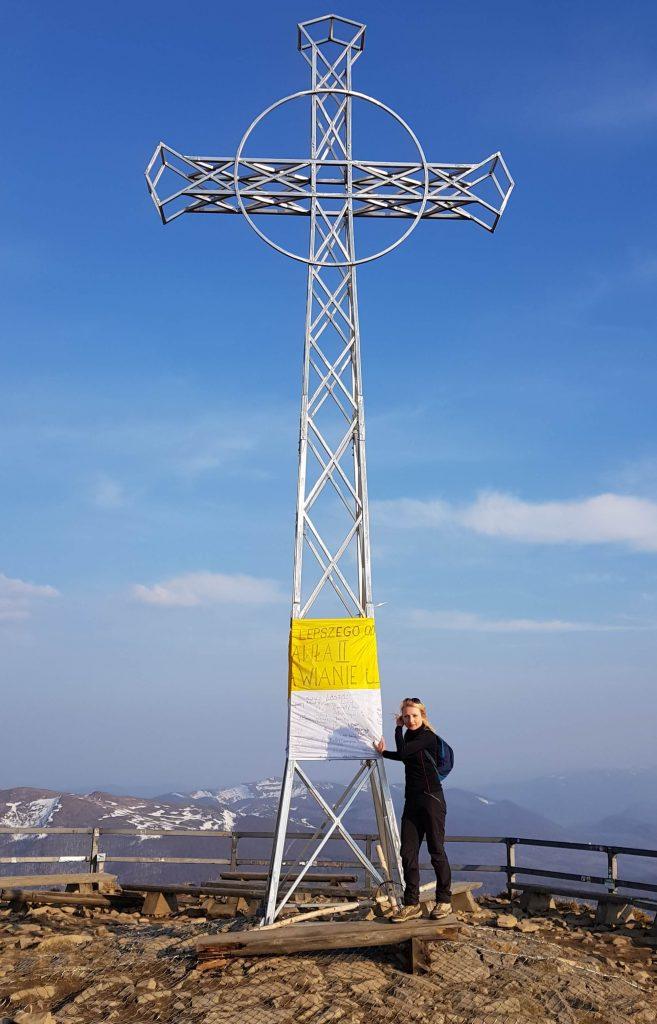 Tarnica - szczyt do Korony Gór Polski