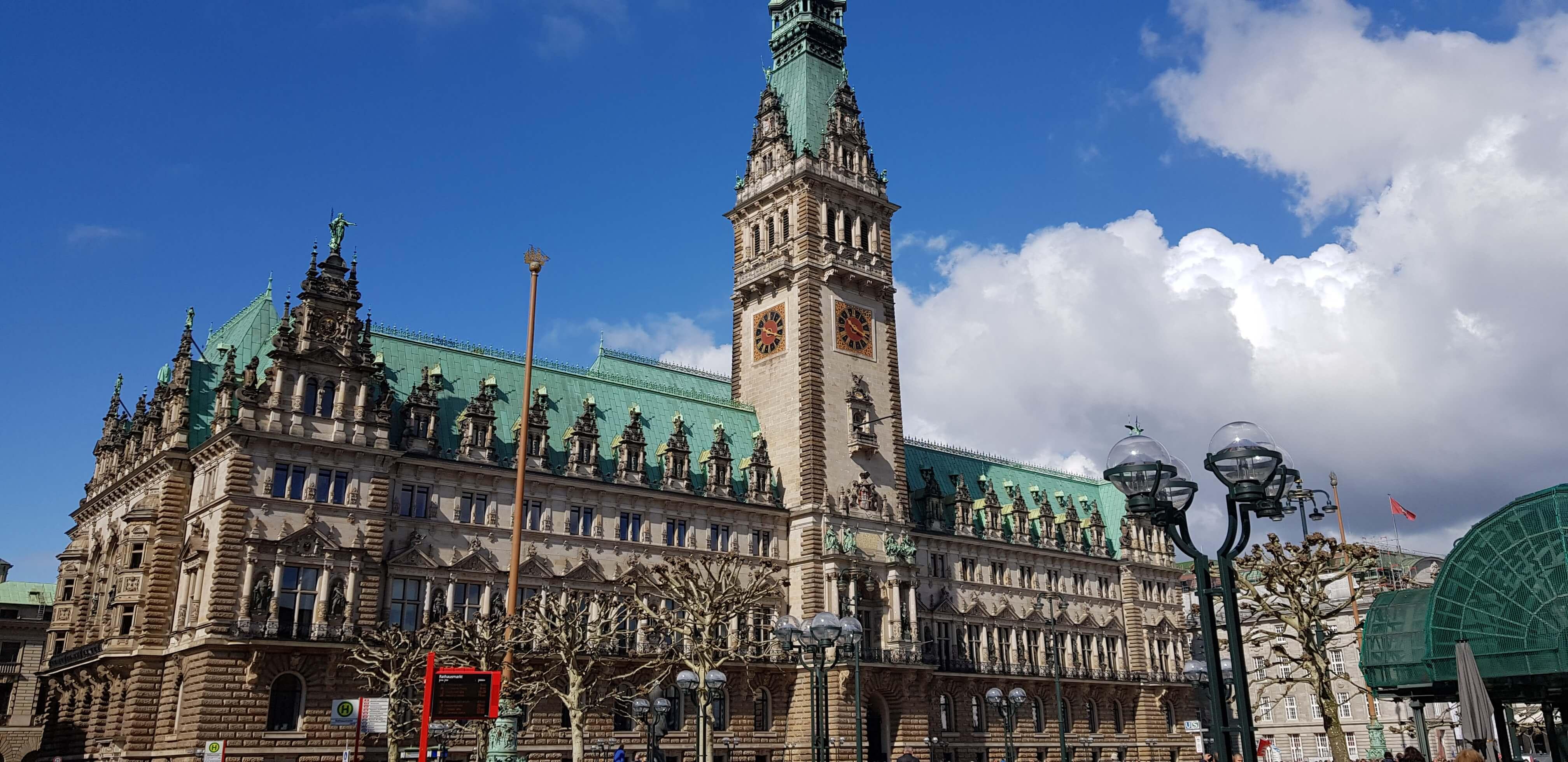 Hamburg - miasto tysiąca mostów