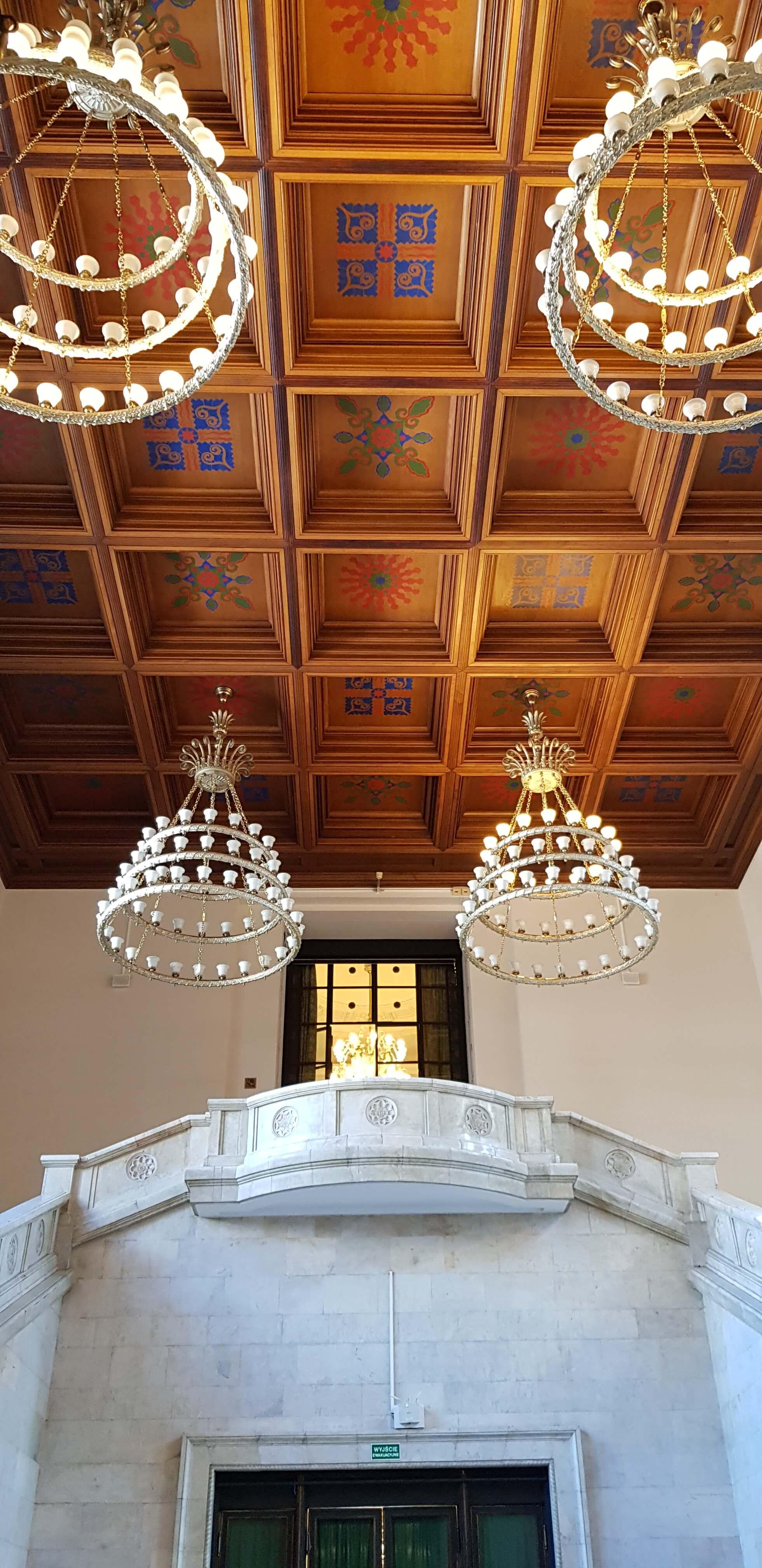 Pałac Kultury i Nauki - zwiedzanie
