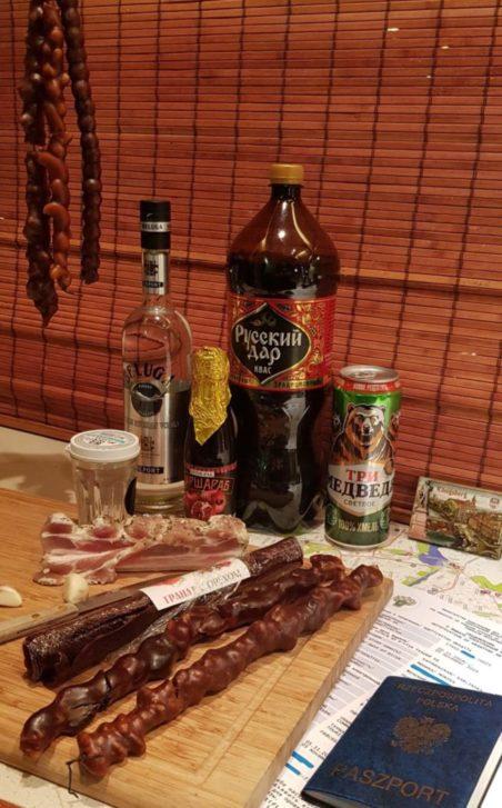 Weekendowy wypad do Königsberg/Królewca/Kaliningradu* - spostrzeżenia kulinarne