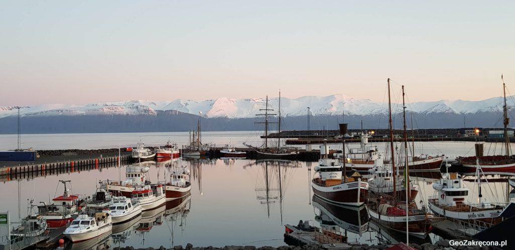 Niezbadana północ Islandii