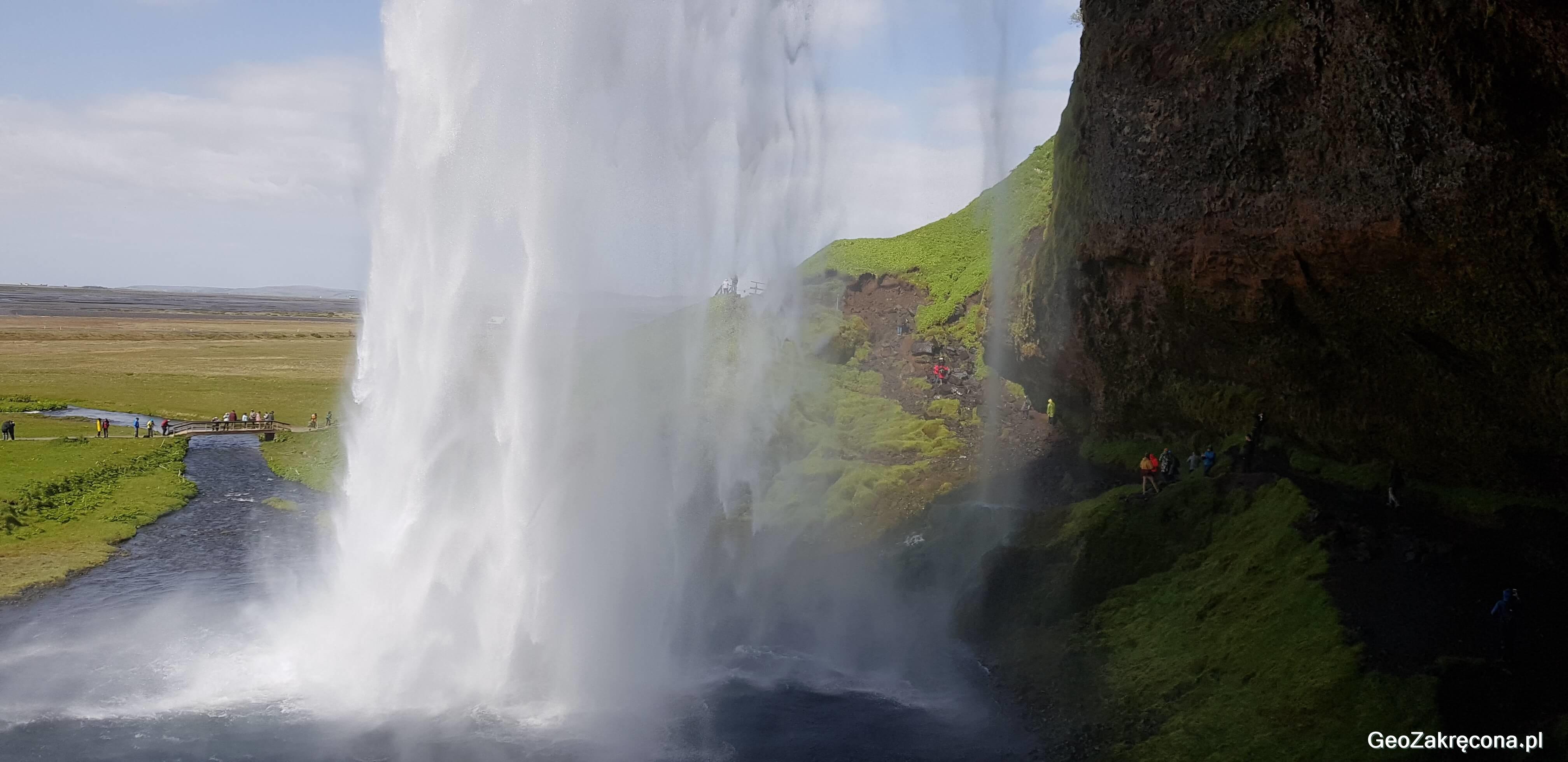 Islandzkie perełki - magiczne wodospady