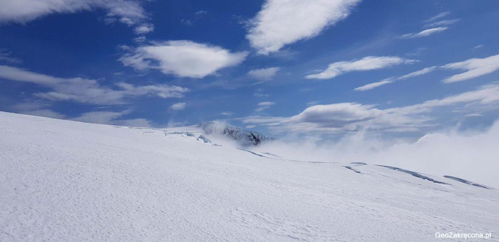 Hvannadalshnúkur najwyższy szczyt Islandii