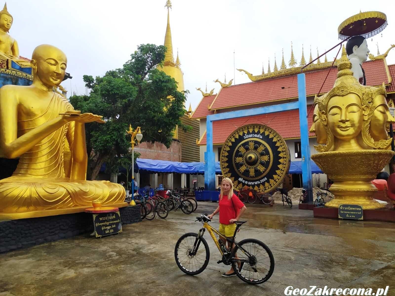 Rowerowo w Tajlandii