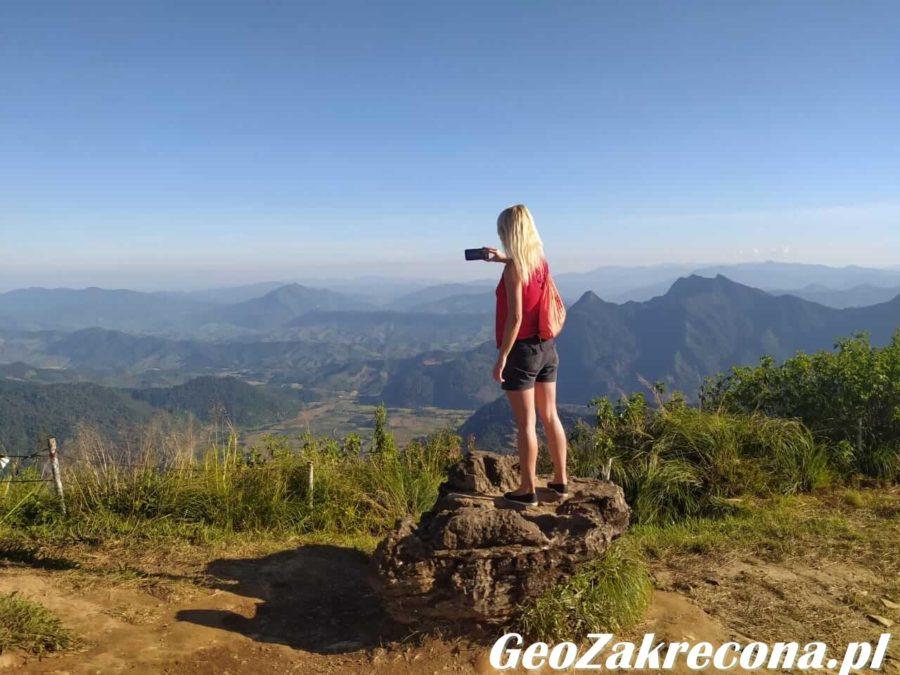 Phu Chi Fa Tajlandia GeoZakręcona