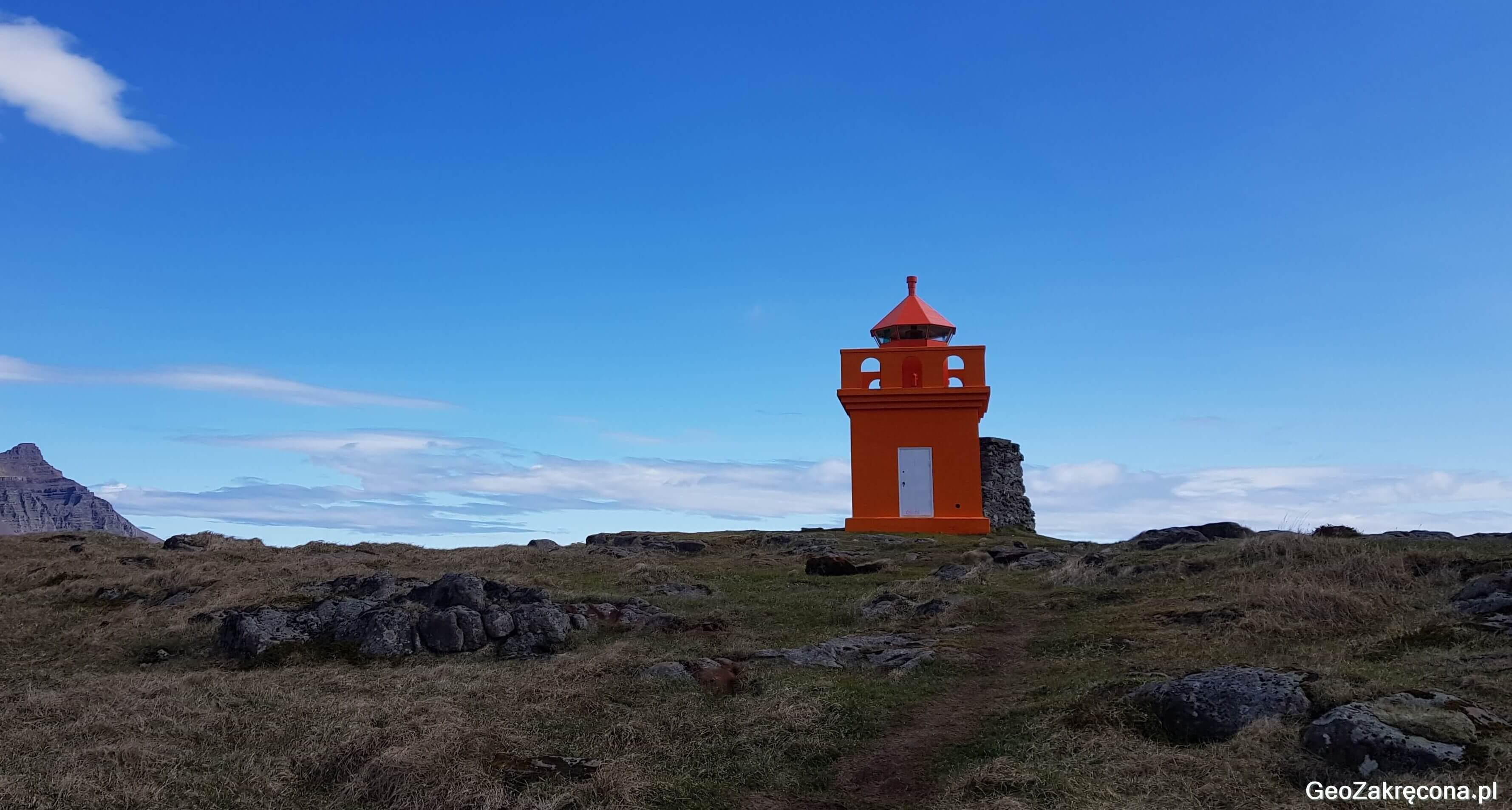 Islandia - wschodnie wybrzeże