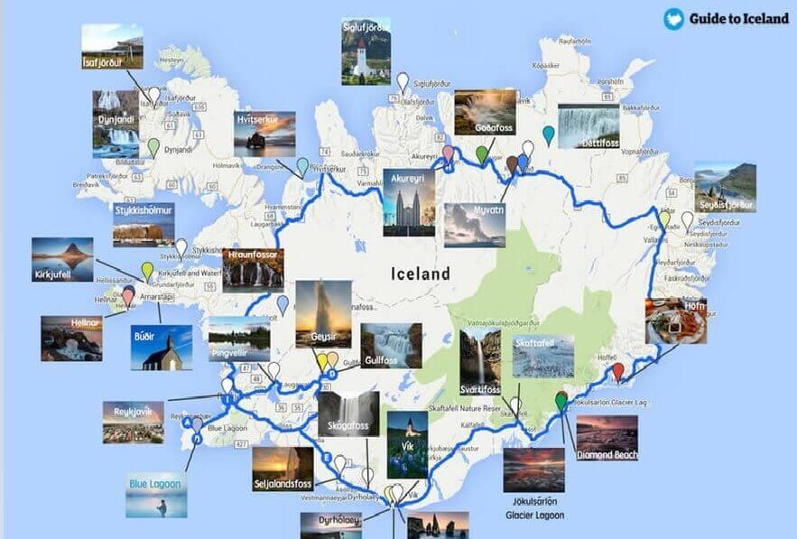 Islandia - rady praktyczne