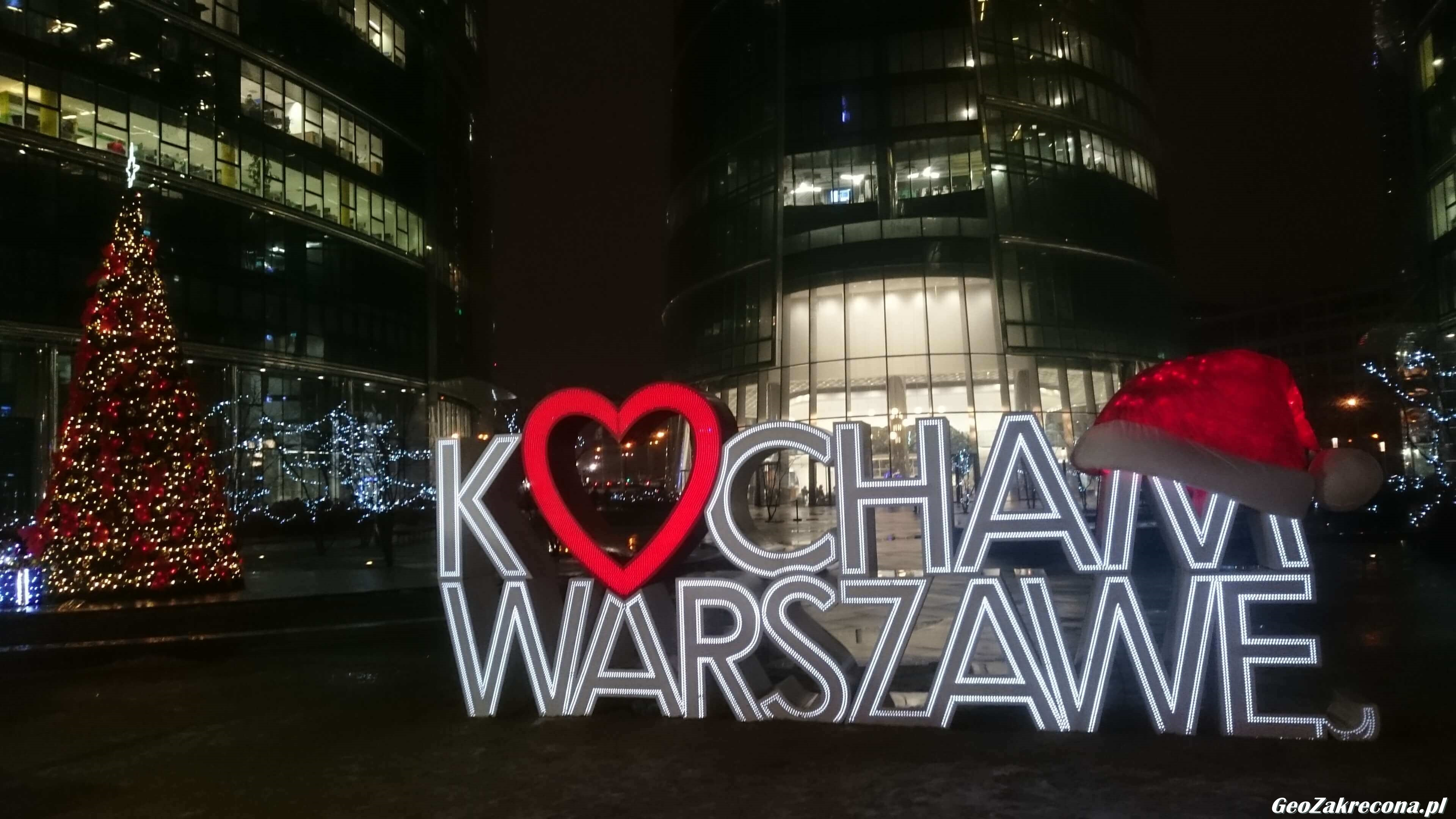 Warszawskie iluminacje 2019/2020