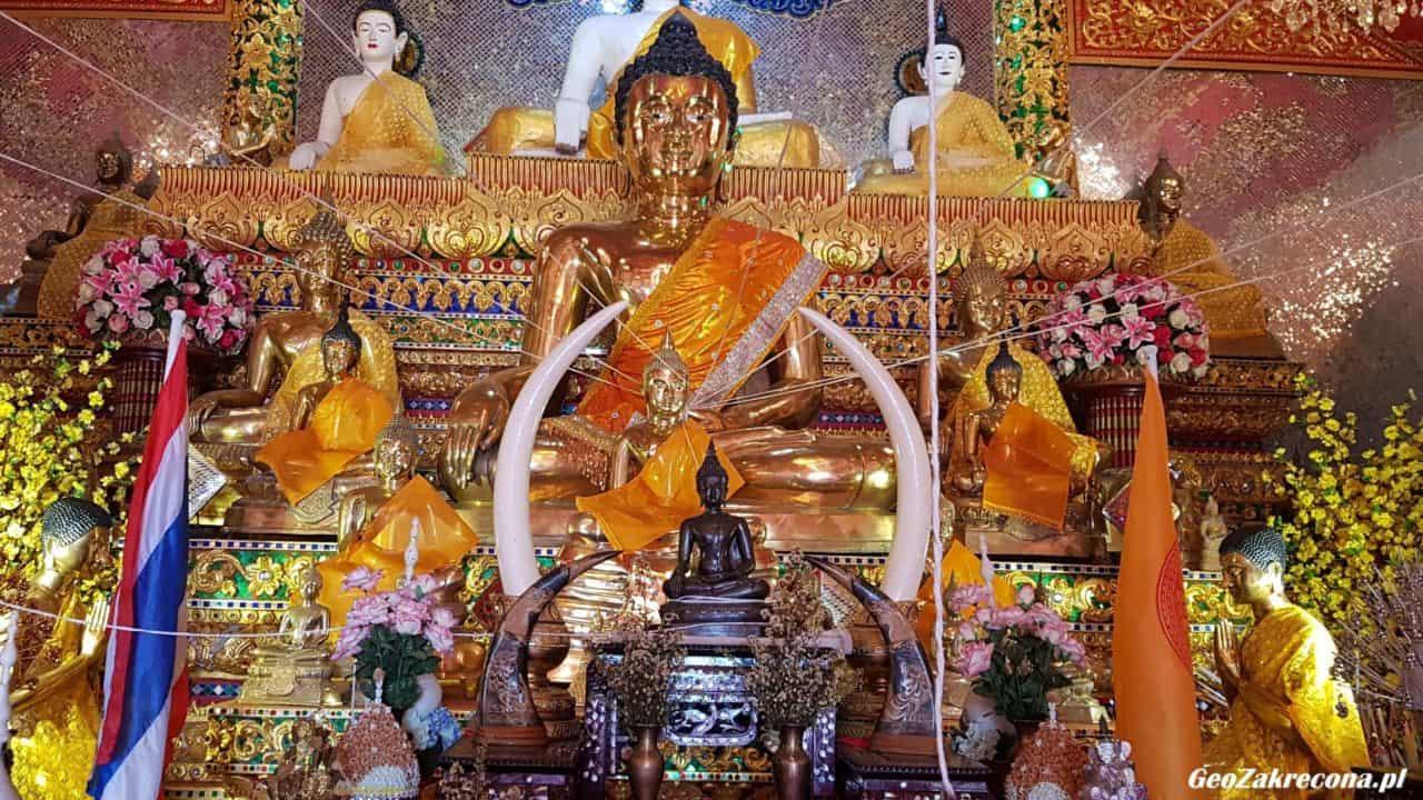 Songkran Tajski Nowy Rok