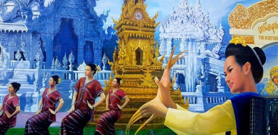 Tajski-masaż
